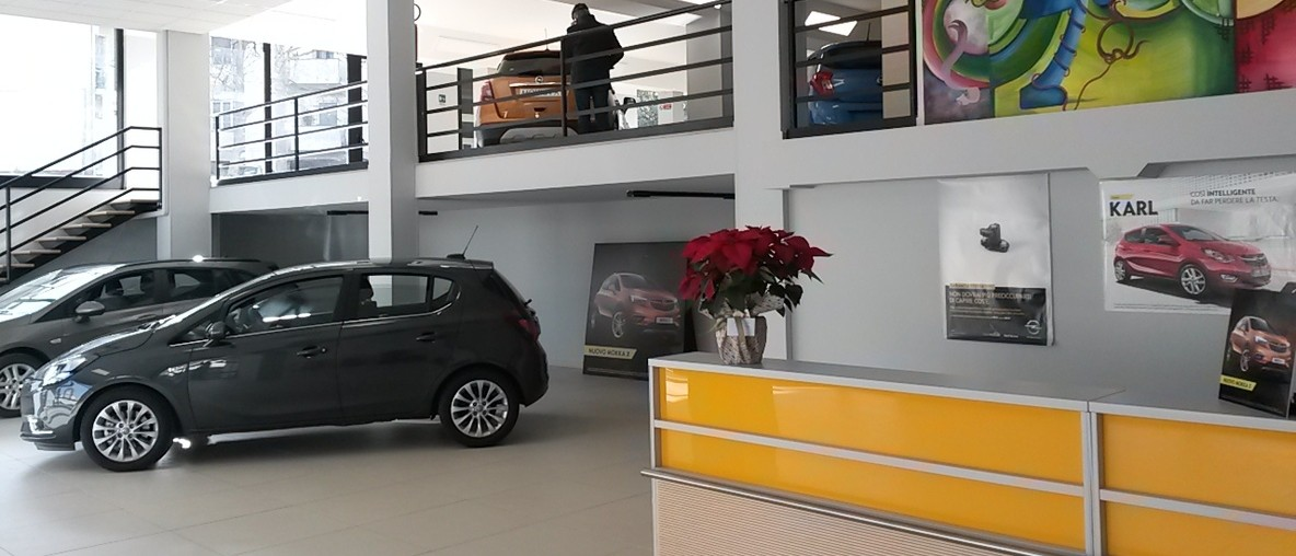 Opel Lacatena storia Matera