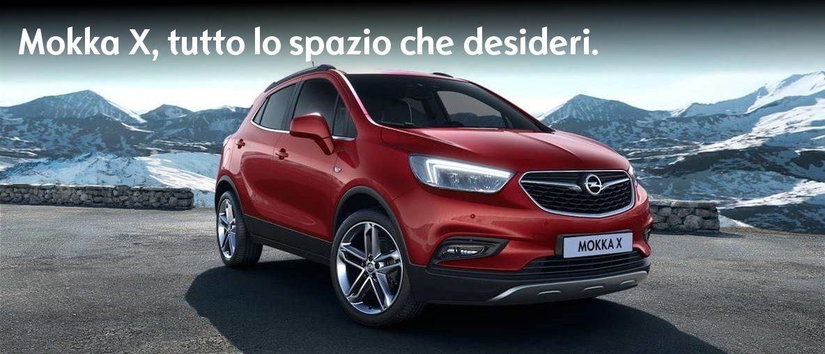 Opel Mokka X Ballerini Campi Bizenzio Firenze
