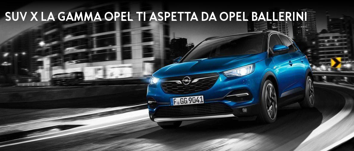 Modelli Suv - Opel Ballerini, Campi Bisenzio, Firenze