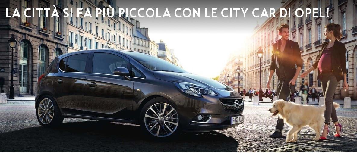 Offerta City car - Opel Autostemac