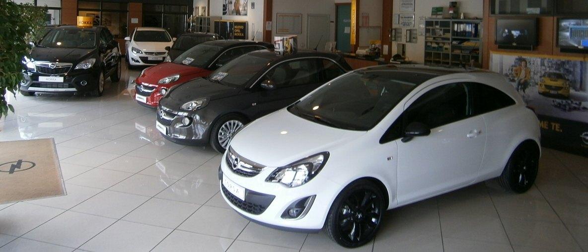 Il nostro staff, concessionaria Opel Autoeuropa, Siena