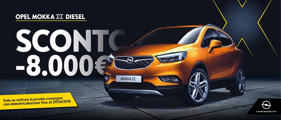 Opel Galvauto Mokka X Schio