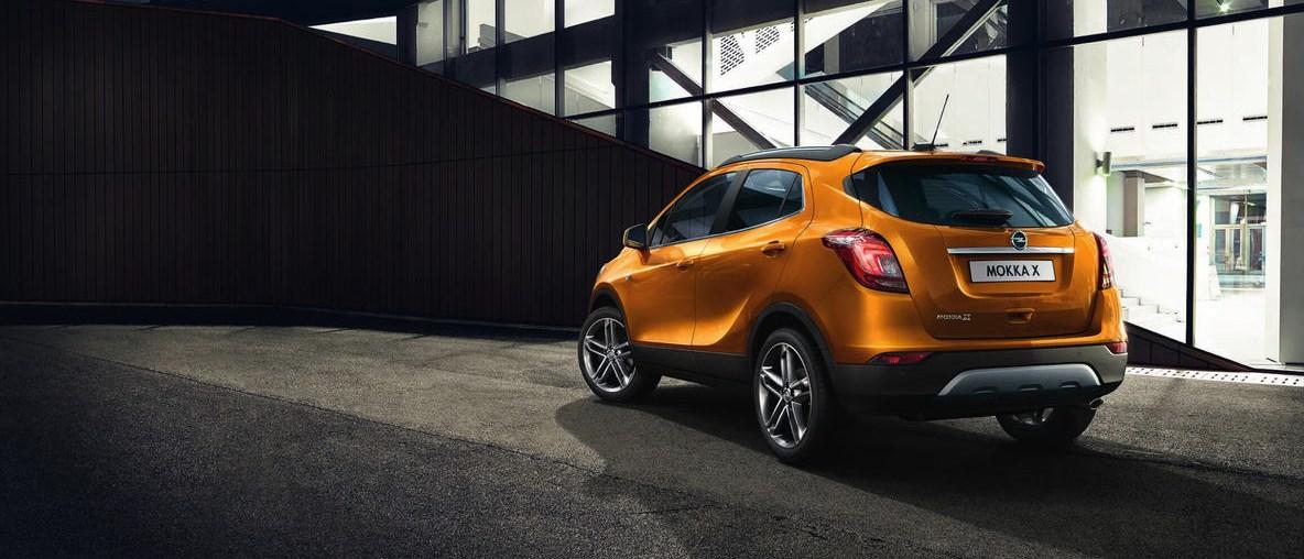 Opel Bocchio Pronta consegna
