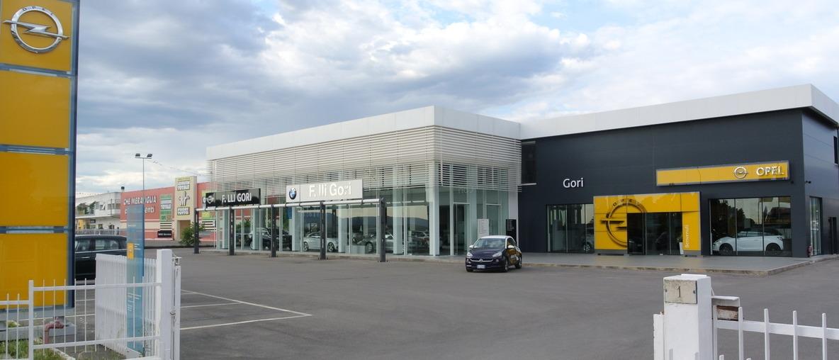 Concessionaria Opel Gori, Grosseto, Toscana