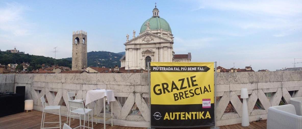 Opel Autentika Brescia