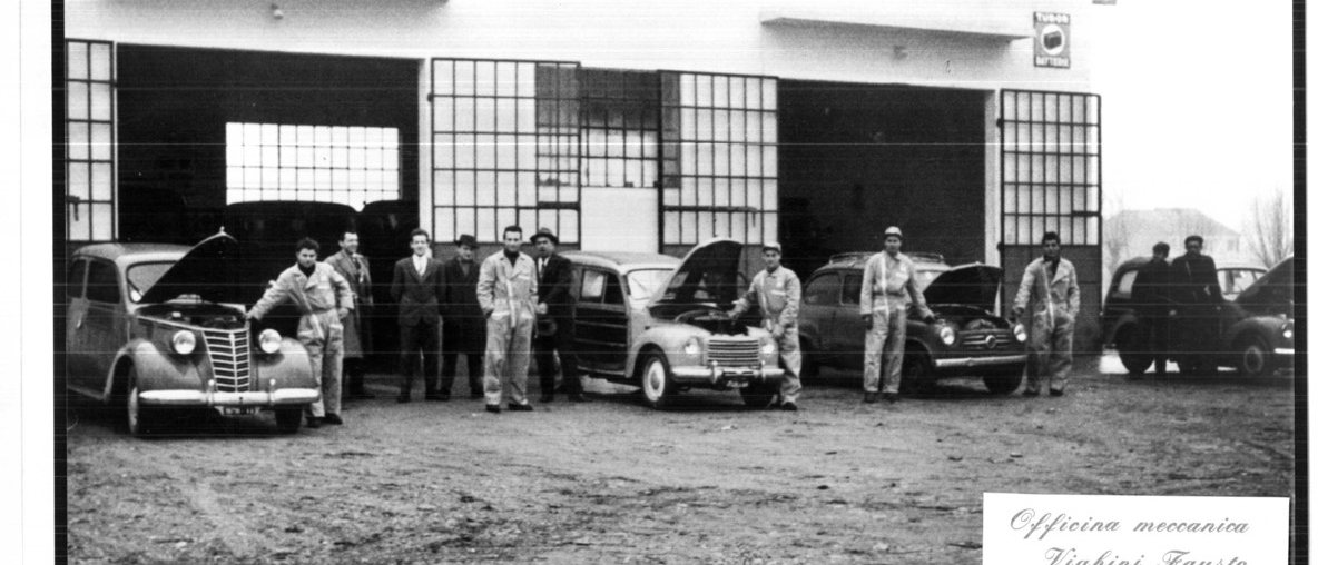 La nostra storia, Concessionaria Opel Vighini, Sanguinetto, Verona