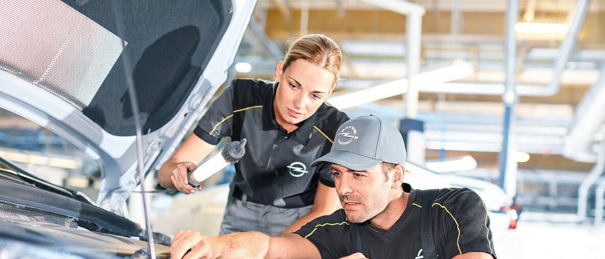 Assistenza Opel Unicar Pordenone