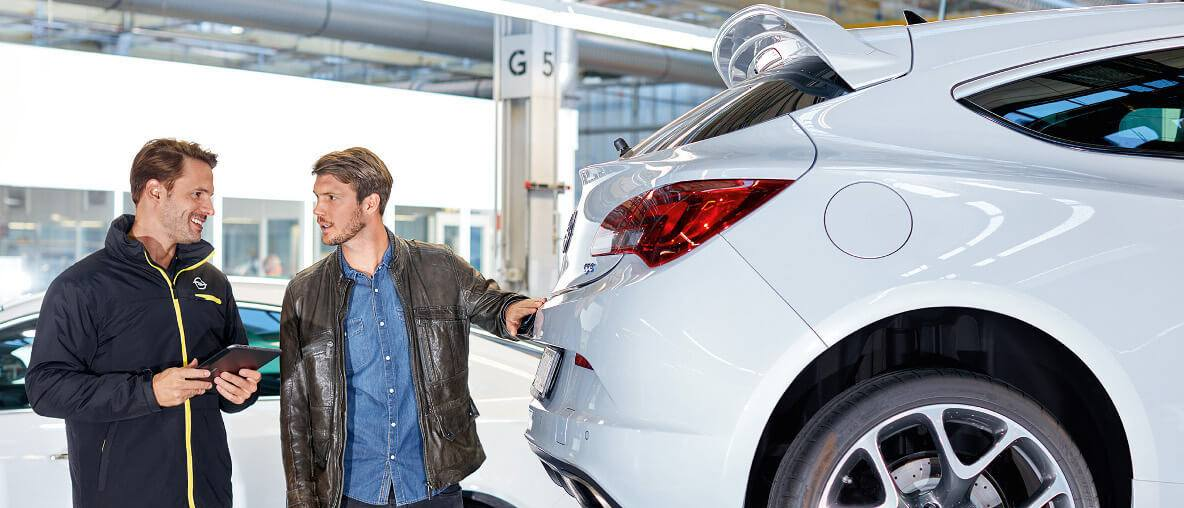 Officina Opel Giuffrida