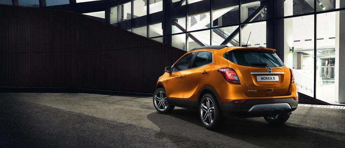 Opel Mokka x Pronta consegna