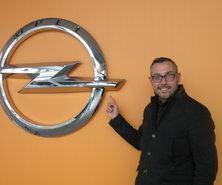 Davide Garlati, Responsabile Vendite, Opel, Tomasini