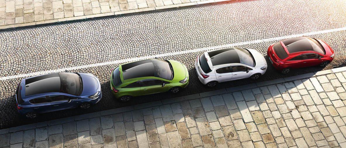 Autovetture Opel, Concessionaria Opel Gencar Moncalieri