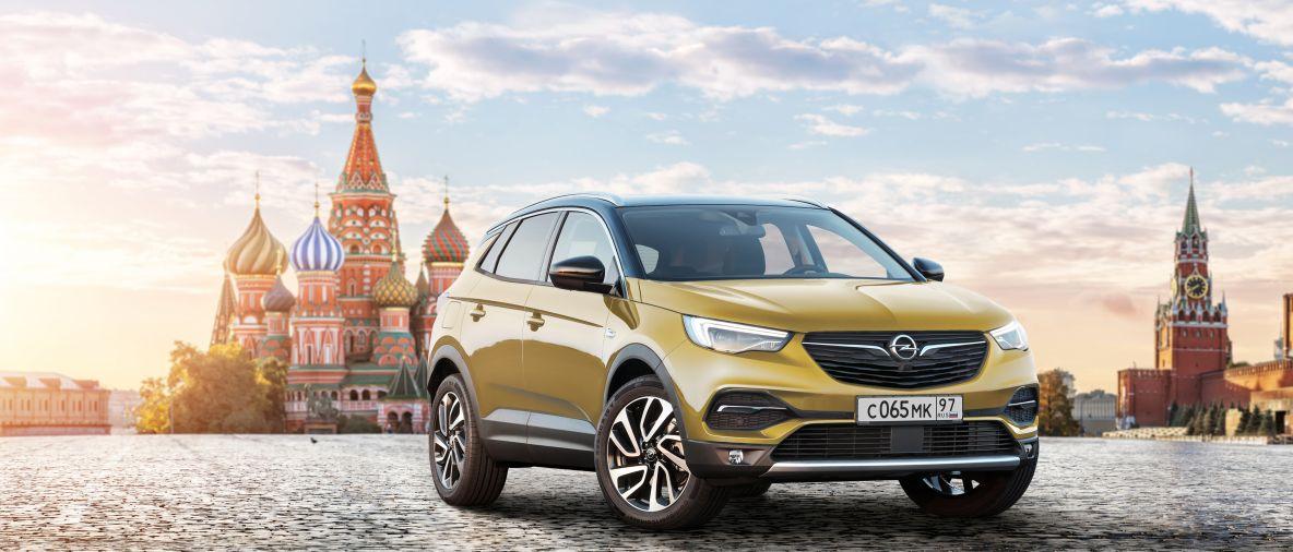 Opel torna in Russia