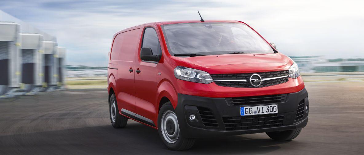 Il nuovo punto di riferimento: la terza serie di Opel Vivaro