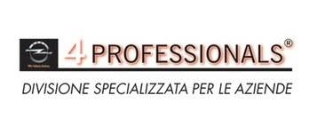 opel 4 PROFESSIONALS