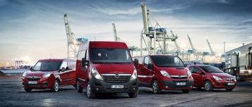 Opel Quadrifoglio Veicoli commerciali