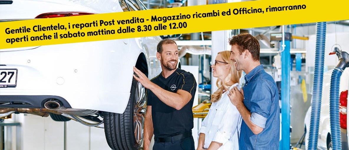 Opel Ivaldi Assistenza
