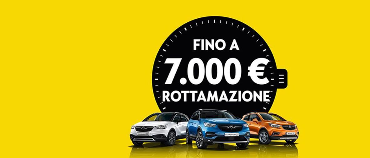 Contributo rottamazione Opel 2018