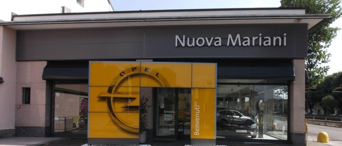 Opel Nuova Mariani