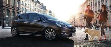 Opel confuguratore