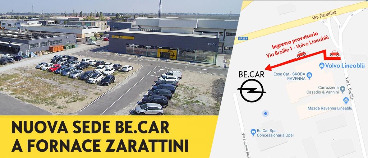 BECAR nuova sede Fornace Zarattini