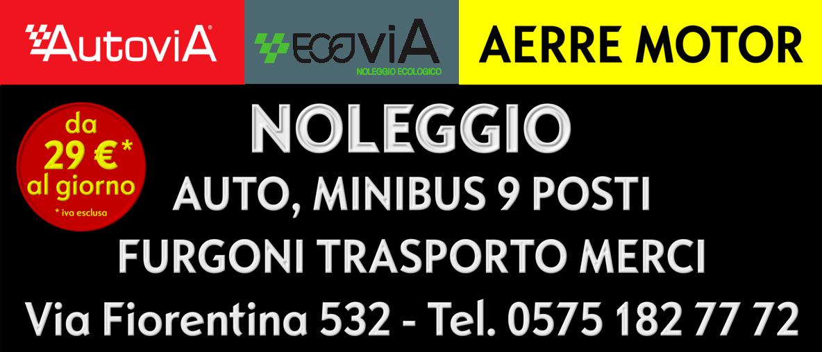 Noleggio, Minibus, 9 posti, Via Fiorentina, Aerre Motor