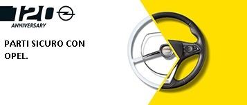 Offerta nuova Opel assistenza