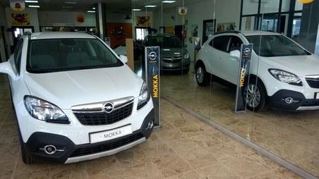 Opel Autotecnica Montecatini