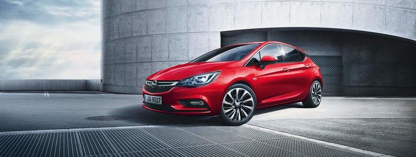 Opel Astra Balleriniauto