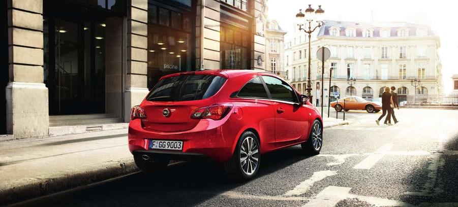 Opel Corsa, Ballerini, Campi Bisenzio
