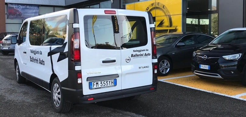 Opel Ballerini Auto Noleggio Diretto