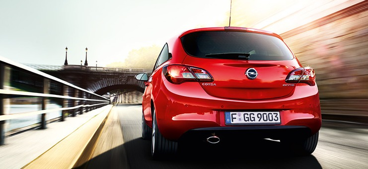 Opel Corsa Black Edition da Opel Az Veicoli SRL