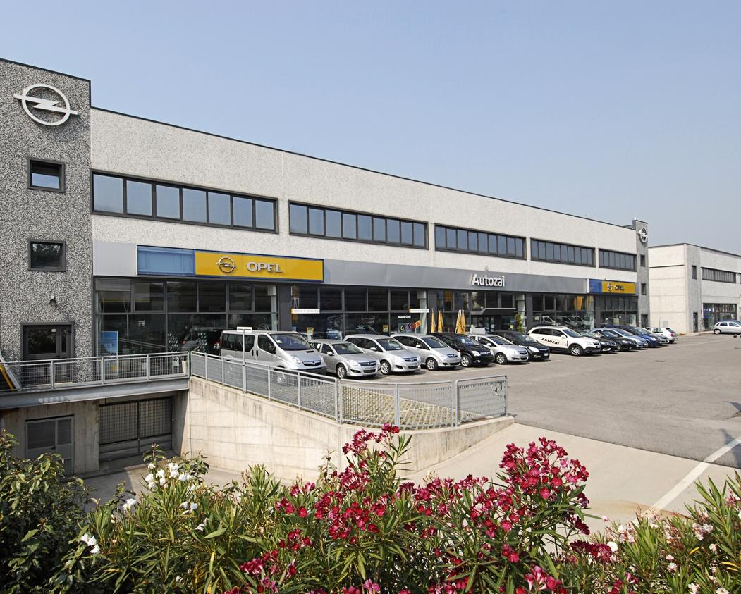 Opel Autozai Storia Verona