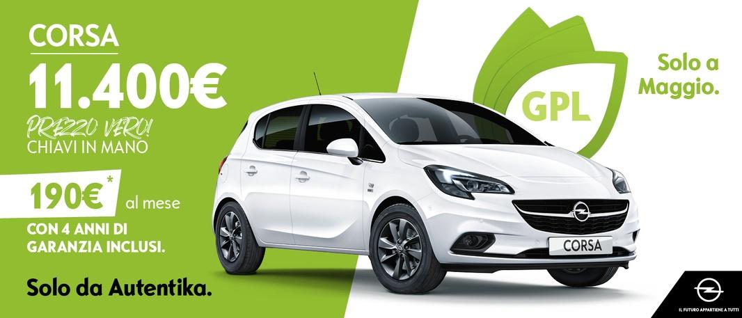 Opel corsa autentika