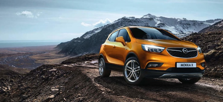 Opel Galvauto Mokka X Brescia