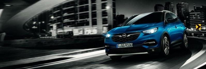 Opel Galvauto Grandland X