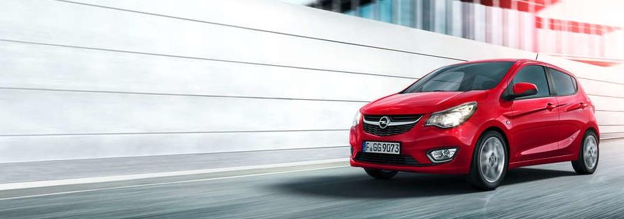 Opel karl autentika