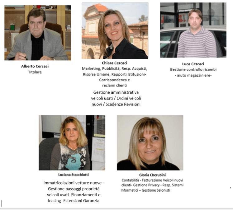 Opel Almauto team
