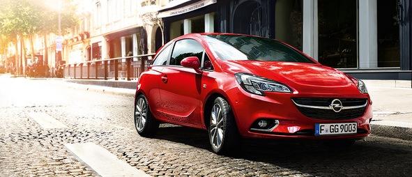 Opel L'Automobile Alba Corsa