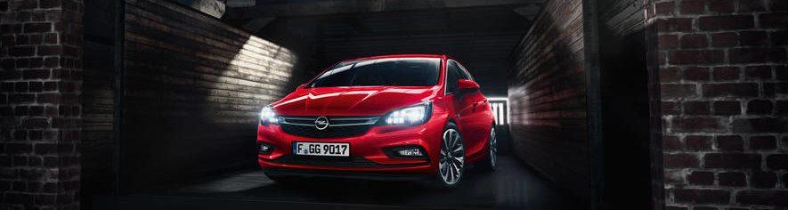 Opel New motor Astra