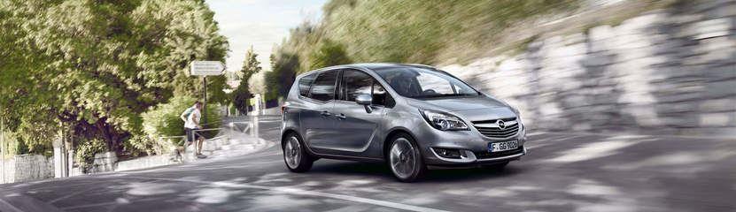 Opel New motor Meriva