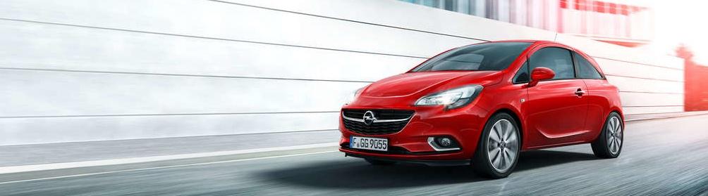 Opel New motor Corsa