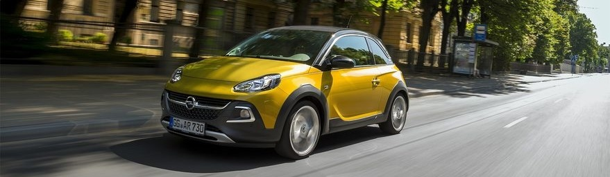 Opel New motor Adam