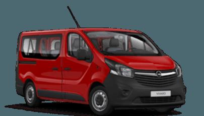 Opel riccardi minibus