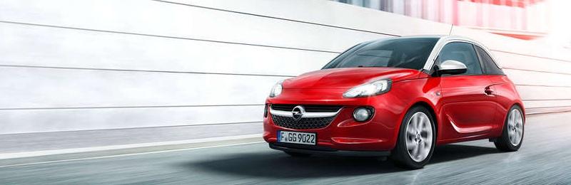 Prova la Opel Adam dalla concessionaria Aerre ad Arezzo