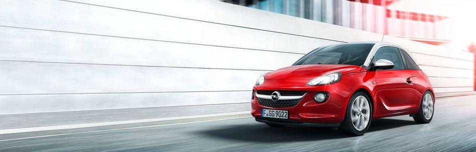 Opel Adam Marinauto Ostia Lido