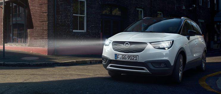 Scopri di piú dell'offerta di Opel Crossland X, Az Veicoli SRL