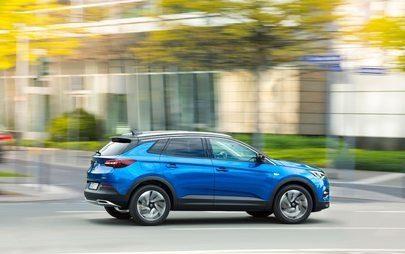 Sempre sveglio, sempre sicuro: Opel Grandland X avvisa chi guida in caso di stanchezza
