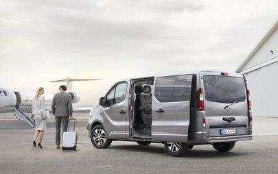 Pratici, comodi e versatili: i nuovi Opel Vivaro Tourer e Combi+