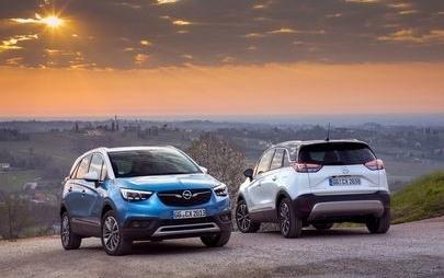 Opel Crossland X: il nuovo crossover ha già raggiunto 50.000 ordini