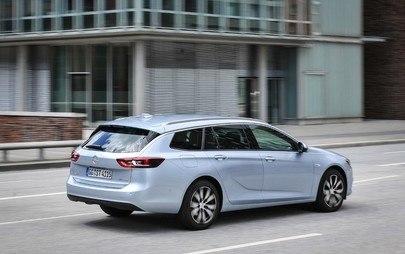 L'ammiraglia preferita: nuova Opel Insignia ha già raggiunto quota 50.000 ordini